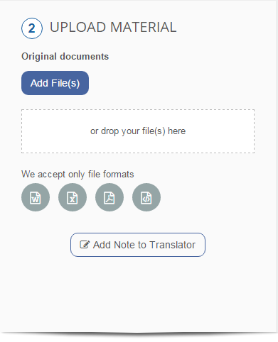 Upload a File to proofread